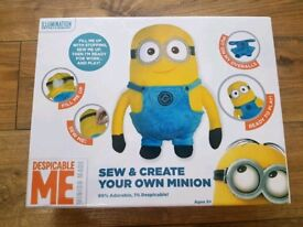 Despicable Me Sew & Create Your Own Minion Craft Set