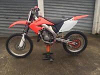 Honda cr 125 2005 not yz kx rm crf yzf ktm kxf rmz 250 450