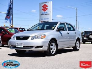 2006 Toyota Corolla CE ~ONLY 17,000 KM!