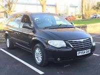 2004 Chrysler Grand Voyager 2.8 CRD LX MPV 5dr Diesel Automatic* SPARES REPAIRS *