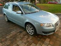 2005 audi A4 2.0 tdi SE avant full mot 6 speed