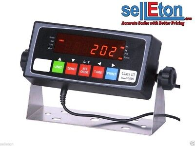 Ps-in202 Ntep Legal For Trade Indicator Floor Scale Any Size Industrial