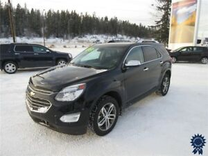 2016 Chevrolet Equinox LTZ All Wheel Drive 5 Passenger, 3.6L V6
