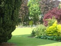 Gardener Wanted, Live in position with bills paid plus £21,000 Negotiable