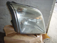 ford transit connect headlamp