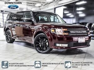 2018 Ford Flex SEL, Remote Starter, Navi, Pano Roof, Tow Pack