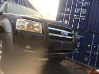 Breaking 2008 ford ranger