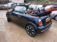 MINI Convertible 1.6 One Sidewalk 2dr