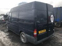 Ford transit spare parts available 2000-2010 year