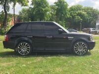 Range Rover sport HSE FSH. 74,000