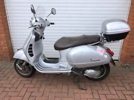 Vespa GTS Super 125, 2017 model, one owner from new, 14.5k miles, only £1895