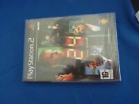 PS2 24 THE GAME - New sealed