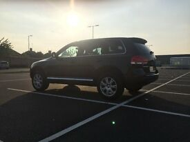 VW TOUAREG 2.5 TDI (Low Tax)