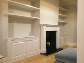 Bespoke Fitted Wardrobes, Alcove Units, Under Stairs Storage, Joinery & Carpentry
