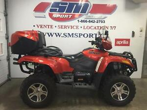 2009 Arctic Cat TRV 1000 CRUISER