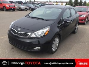 Certified 2015 KIA Rio EX GDI - LOW KM! BLUETOOTH!