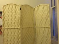 Bedroom / living room screen and room divider