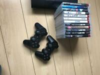 PlayStation 3 slim plus games