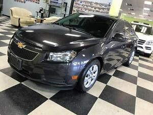 2014 Chevrolet Cruze 1LT 100% APPROVAL GUARANTEED!!!