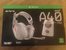 Astro A40 TR Headset & Mixamp