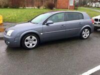Vauxhall Signum, 2005, Grey, 1.9cdti Diesel, 6 MONTHS MOT, 136k Low Miles, Service History