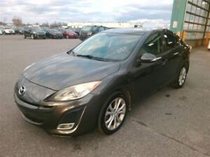 2010 Mazda MAZDA3 6SPD!FULLY LOADED!FULLY CERTIFIED@NO EXTRA CHA
