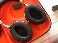 Parrot Zik headphones. Bluetooth