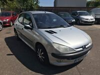 Peugeot 206 1.4 diesel hdi cheap to run and maintain *Bargain*