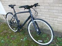 Whyte Mens Hybrid Flat Bar Road Bike Excellent Condition like Giant, Scott, Cannondale, Merida, GT