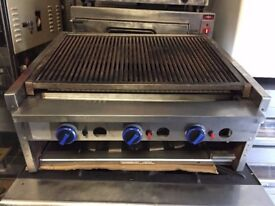 COMMERCIAL MEAT COMMERCIAL CHARCOAL GAS CATERING BBQ GRILL MACHINE OUTDOORS RESTAURANT KITCHEN SHOP