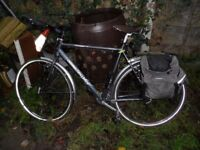 For Sale, Claud Butler touring bicycle
