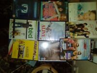 Various Films Over 70 DVDs