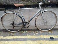 xxx Vintage Raleigh nova 5 speed Town bike