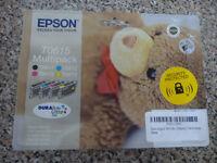 Epson Printer Ink Cartridges (Teddy)