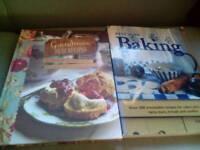 2 Baking books
