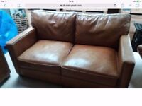 Selection of Halo leather furniture from the Viscount Willliam collection