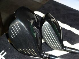 Titleist 915 D2 Diver and 915 3 wood