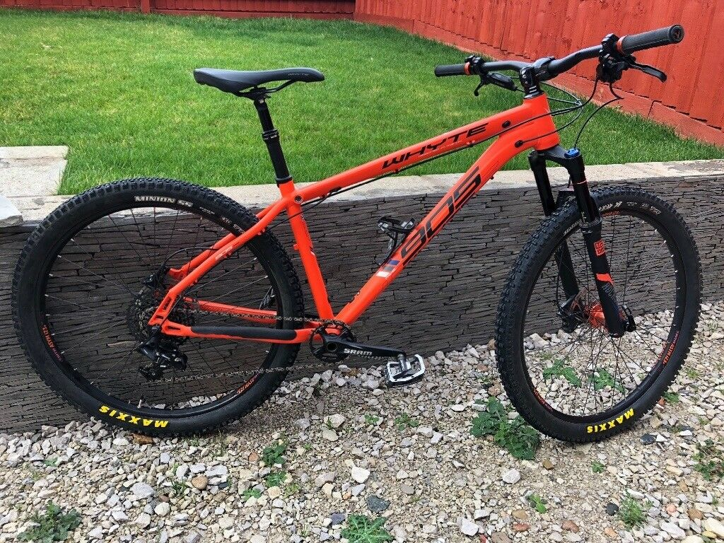 b13afd3acce Whyte 905 27.5 Hardtail Mountain bike - size medium | in Chellaston ...
