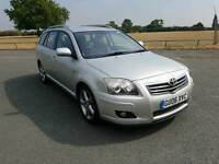Toyota Avensis d-4d t180 2.2 diesel estate 6 speed manual gearbox one former keeper