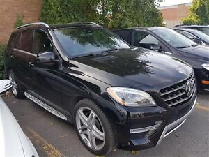 2014 Mercedes-Benz ML550 4matic **Nouvel Arrivage**