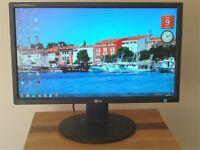 "LG 21.5"" FULL HD PC Moniter"