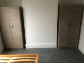 Double room near station