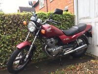 Honda CB250 1999 18,200 miles