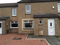2 bedroom house in private residential area in Carluke £ 525 per month