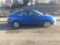 2013 13reg Seat Toledo 1.6 Tdi Cheapest New Shape Around Met Blue Alloys