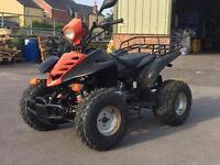 Road legal quadbike! ATV! 200cc BASHAN BS200 S-3