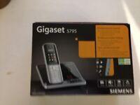 Seimens Gigaset Telephone/ Answerphone plus separate 2nd Telephone