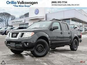 2016 Nissan Frontier NAVIGATION/ WINTER TIRES AND RIMS