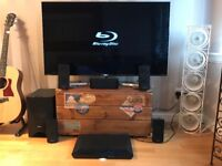 SONY Blue-ray Disc/DVD Home Theatre System. Model BDV-E3100. Stunning sound, 1000 Watts of power!