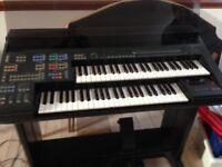 Yamaha Electone HS 6 Electric Organ with Stool